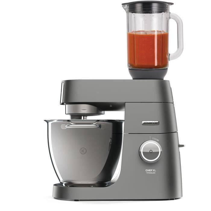 KENWOOD KVL8320S Robot pâtissier Chef XL Titanium - Gris