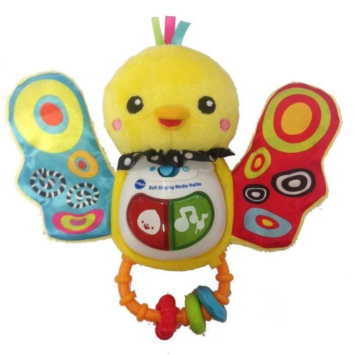Vtech Baby Soft Singing Birdie Hochet