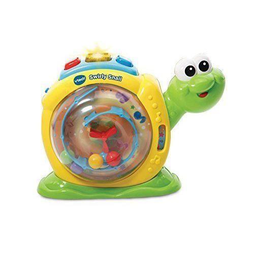 VTech 502403 - COMMUTATEUR KVM - Swirly Escargot jouet