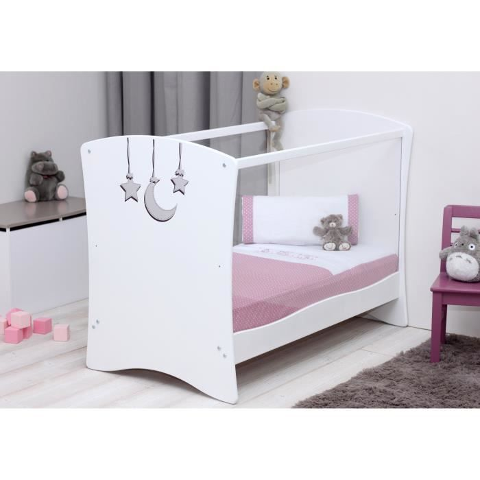 lit bebe altea lit enfant pas cher lit bacbac pas cher. Black Bedroom Furniture Sets. Home Design Ideas
