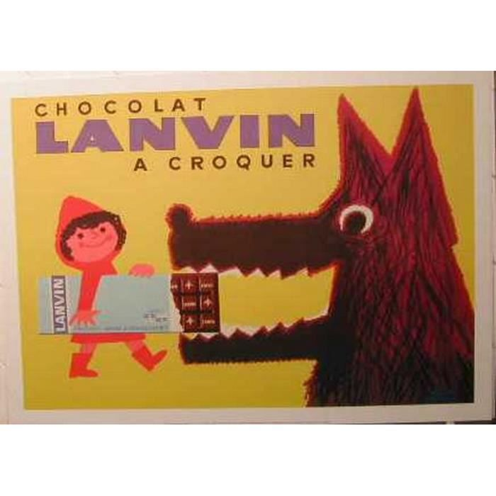 chocolat lanvin achat vente pas cher. Black Bedroom Furniture Sets. Home Design Ideas