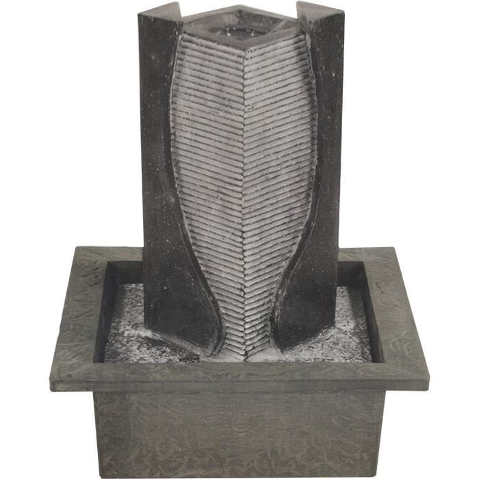 Fontaine d corative d 39 int rieur eau et lumi re achat for Fontaine decorative d interieur