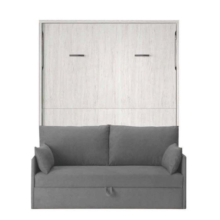 Canapé lit escamotable pas cher