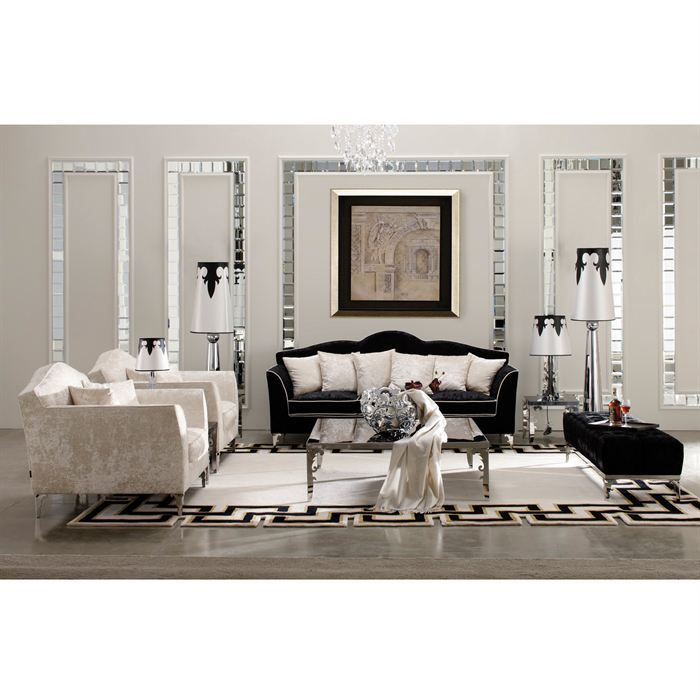 chaise salon baroque. Black Bedroom Furniture Sets. Home Design Ideas