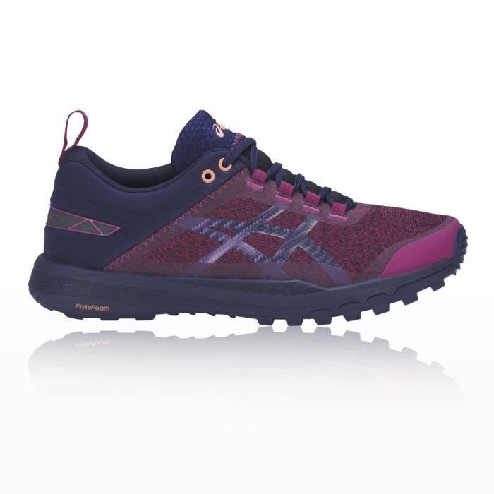 chaussure de trail asics femme