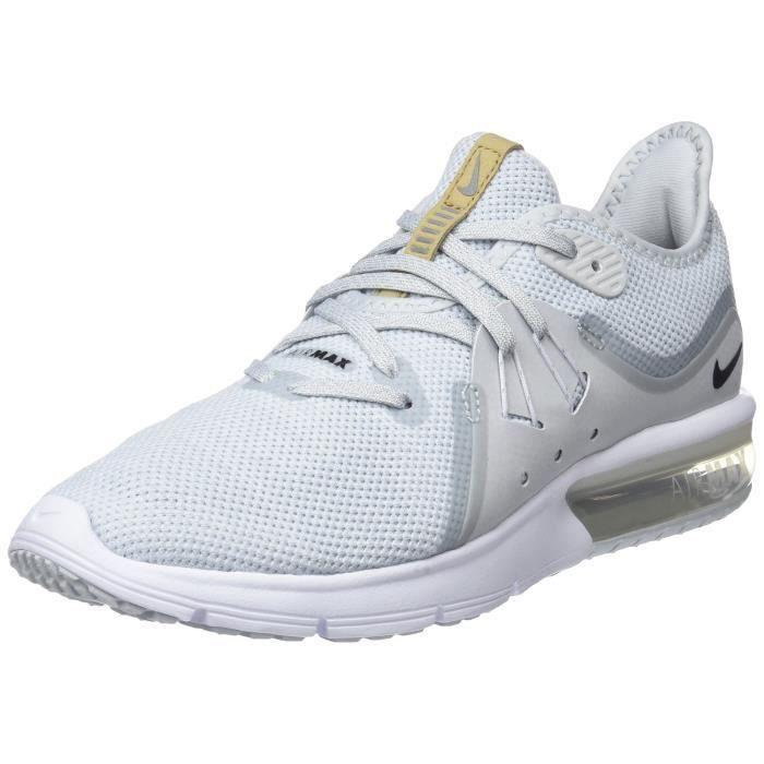 SANDALE DE RANDONNÉE Nike wmns air max sequent 3 baskets femme 3WI3DD T