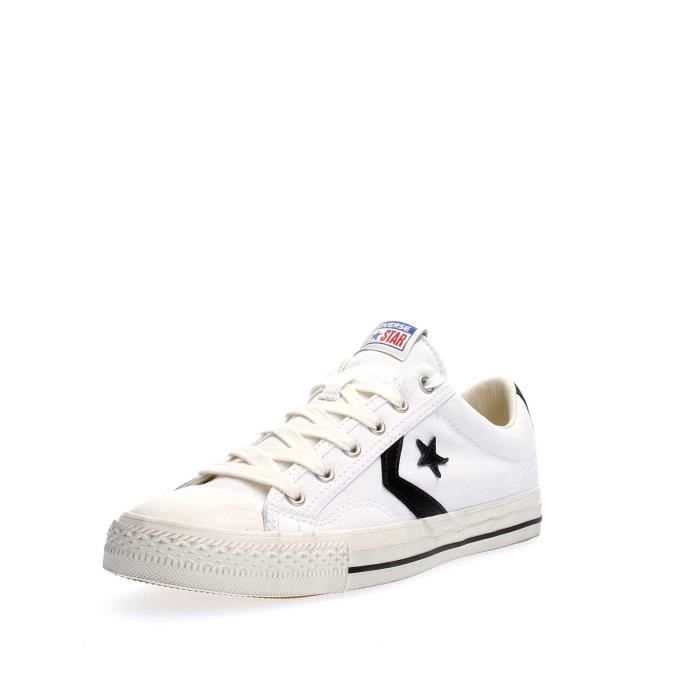 CONVERSE 42 Homme CONVERSE SNEAKERS SNEAKERS WHITE aTdqa0Z