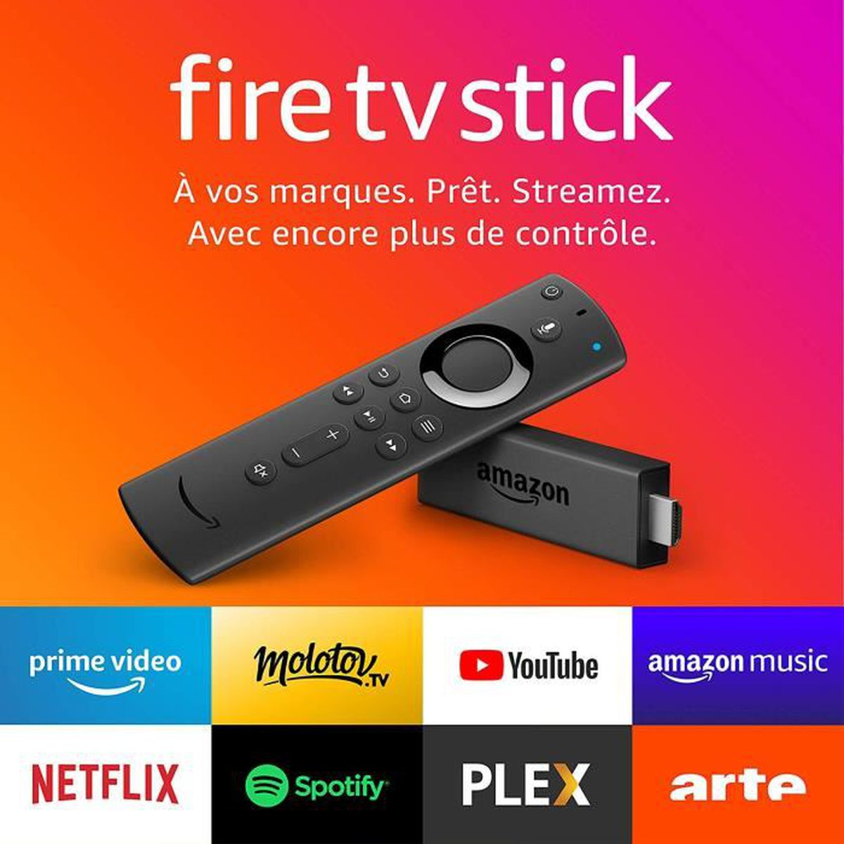 Le top des BOX TV pour rendre votre TV intelligente en 2021 - Fire TV Stick Lite
