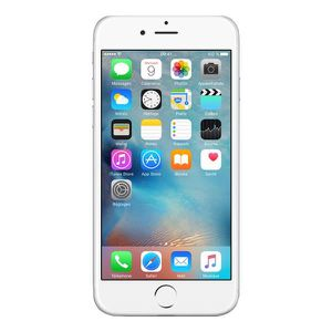 SMARTPHONE RECOND. Apple iPhone 6 64Go Argent Reconditionné à neuf (G
