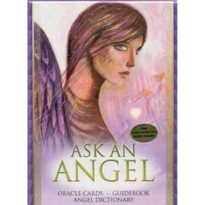 DECK - PLATEAU DECK Novelty Toys Tarot Cards Find Answers Ask An Angel