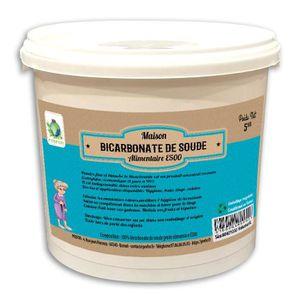 BICARBONATE DE SOUDE Bicarbonate alimentaire seau 5kg