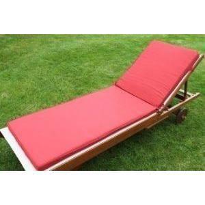 CHAISE LONGUE UK-Gardens Terracotta Garden Furniture Coussin pou