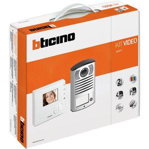 INTERPHONE - VISIOPHONE Kit portier résidentiel vidéo couleur classe 100V1
