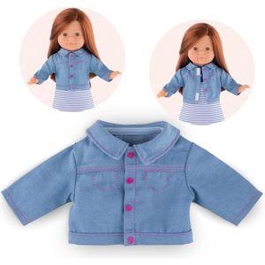 ACCESSOIRE POUPÉE Vêtement pour poupée Ma Corolle : Veste aille Uniq