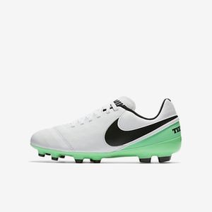 CHAUSSURES DE FOOTBALL Nike Tiempo Jr Legend VI FG, Sol ferme, Enfant, Mâ
