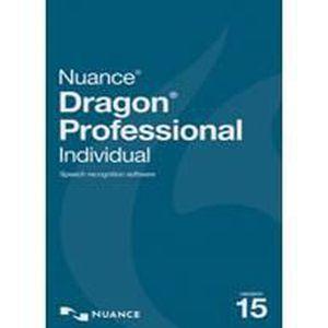 BUREAUTIQUE À TÉLÉCHARGER Dragon Professional Individual 15