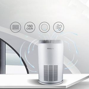 PURIFICATEUR D'AIR Purificateur d'air sur table avec écran LED Silenc