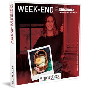 COFFRET SÉJOUR Coffret Cadeau - Week-end The Originals, Human Hot