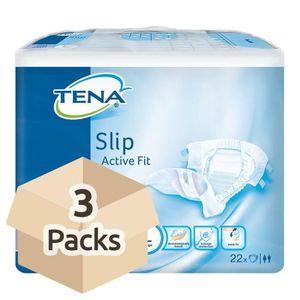 FUITES URINAIRES TENA Slip Active Fit Maxi (PE Backed) - Medium - C