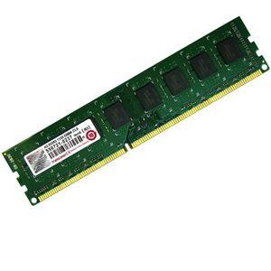 MÉMOIRE RAM 4GO RAM TRANSCEND TS512MLK64V3N DDR3 PC3-10600U 2R