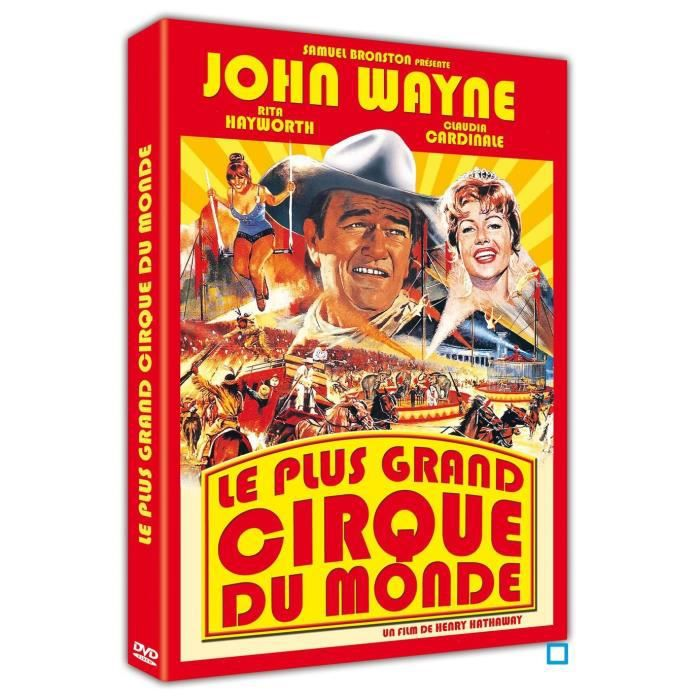 Dvd le plus grand cirque du monde achat vente dvd film - Boutique du grand cirque ...