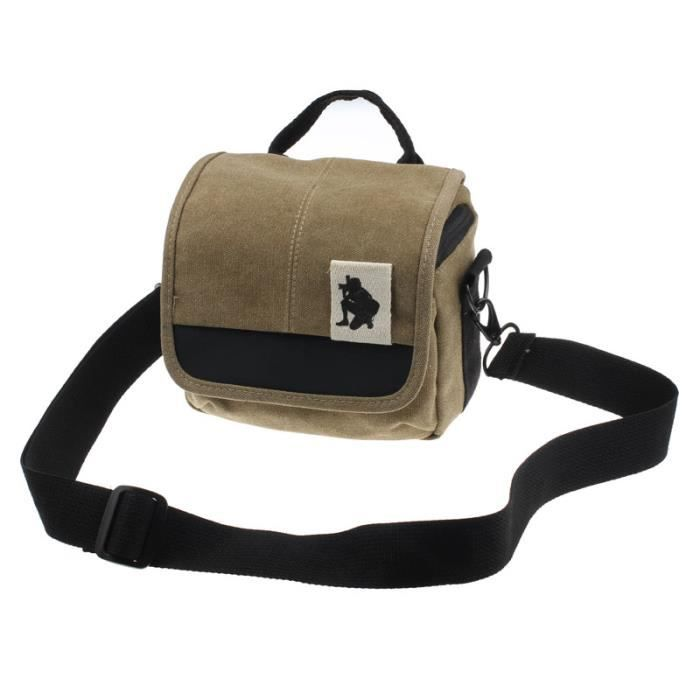 Ansangge ®Sac à dos d'épaule de sac d'appareil-photo de Digital SLR pour Canon pour Sony BW-WSM5012901C_4103