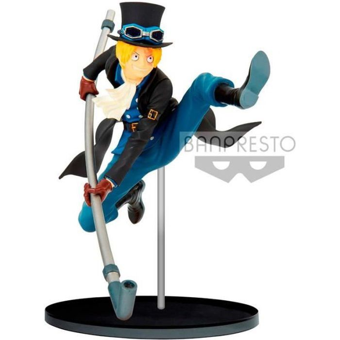 banpresto - figurine du monde one piece banpresto colosseum sabo 20cm -91292-91292