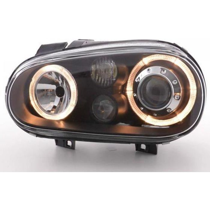 Phares Angel Eyes pour VW Golf 4 (type 1J) An: …