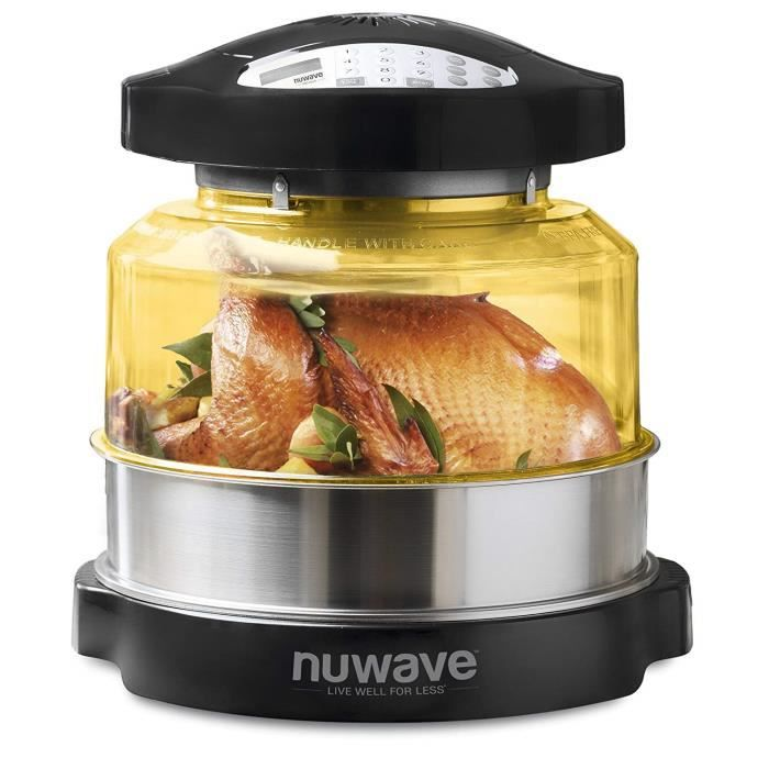 NuWave 20606 - - Four à convection par chaleur tournante et à infrarouge