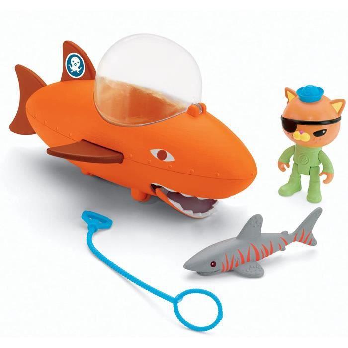 Jouets de bain Fisher Price - T7018 - Jouet de Premier Age - Octonauts - Véhicule Mission Gup B 243864