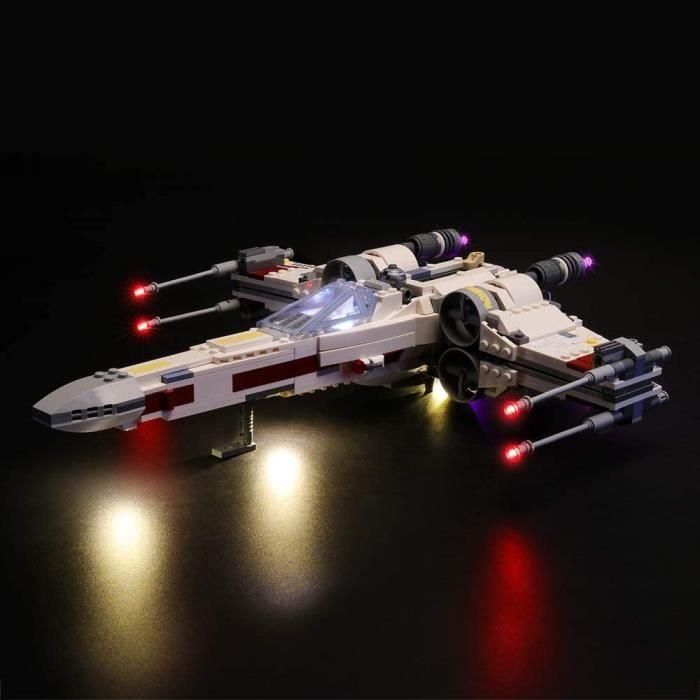 Jeux de construction LIGHTAILING Jeu De Lumières pour (Star Wars X-Wing Starfighter) Modèle en Blocs De Construction - K 52943