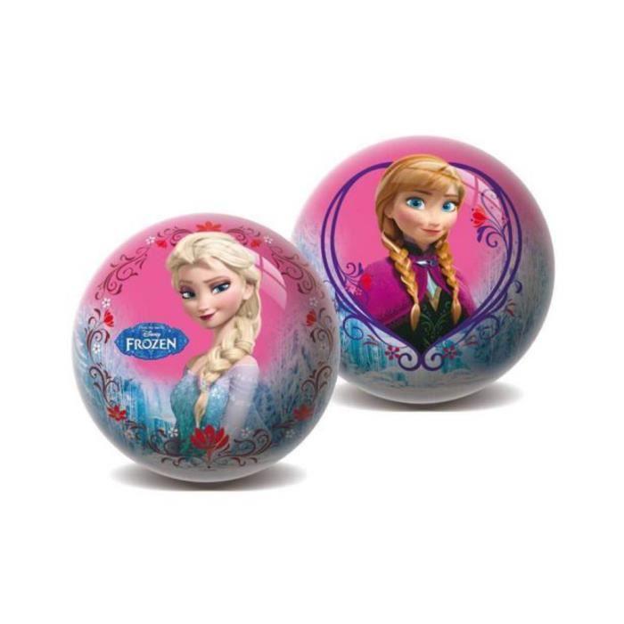 Ballon FROZEN La Reine des Neiges 13 cm Anna et Elsa Balle Jeu de Plein Air