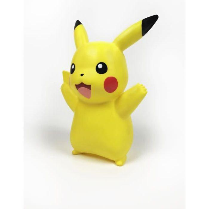 TEKNOFUN - Figurine Pikachu lumineuse - 25 cm
