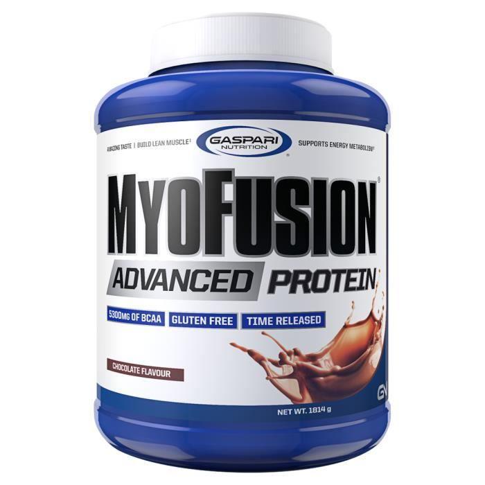 MyoFusion Advanced Protein 4 lb (1800g) EU (Beurre de Cacahuète)