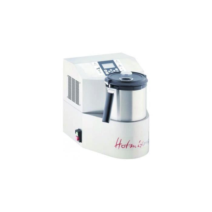 ROBOT HOTMIX PRO GASTRO XL DIMENSIONS 320X420X396MM