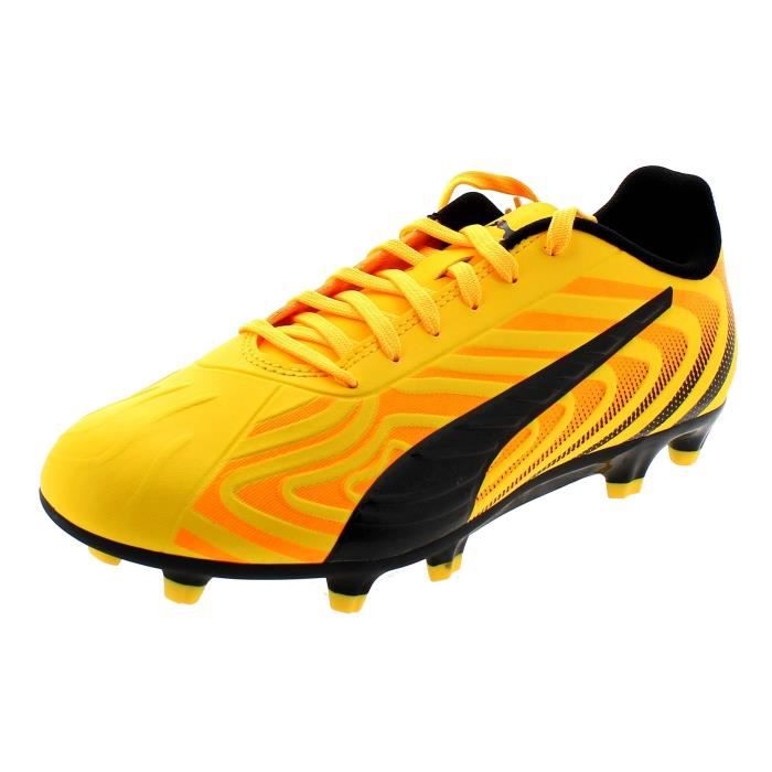 PUMA ONE 20.4 CHAUSSURES DE FOOTBALL POUR HOMME JAUNE 10583101
