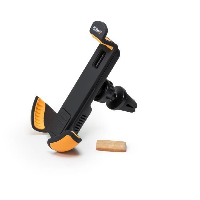 TECHNAXX Support smartphone de voiture Aroma TE15 avec vanille & pomme verte