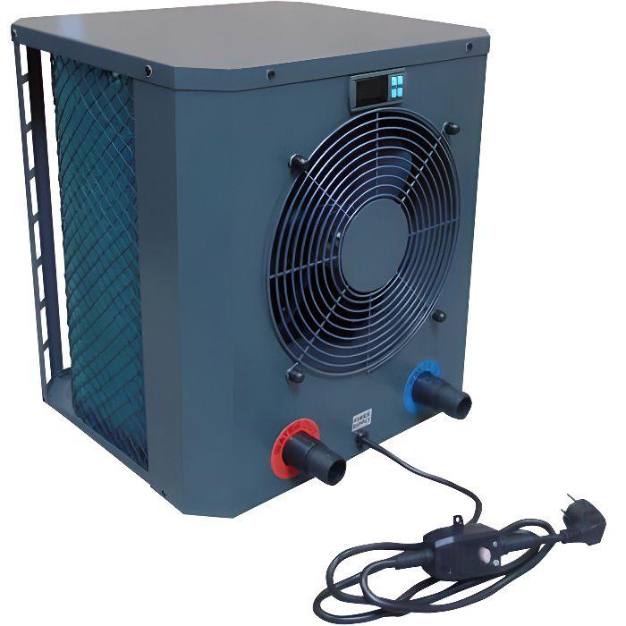 UBBINK Pompe à chaleur compact pour piscine hors sol volume jusqu'à 10m3 Heatermax Compact 10 2,5 kW