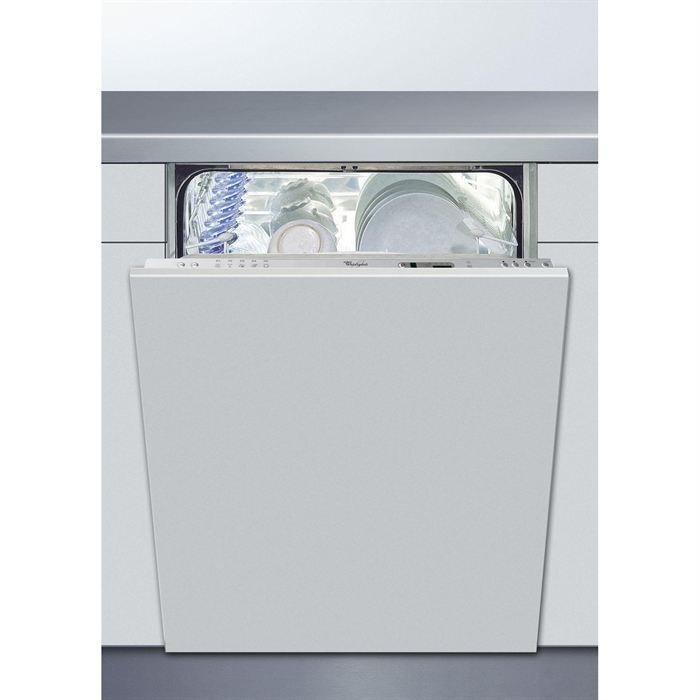 WHIRLPOOL - ADG 3540 - Lave vaisselle tout 60cm
