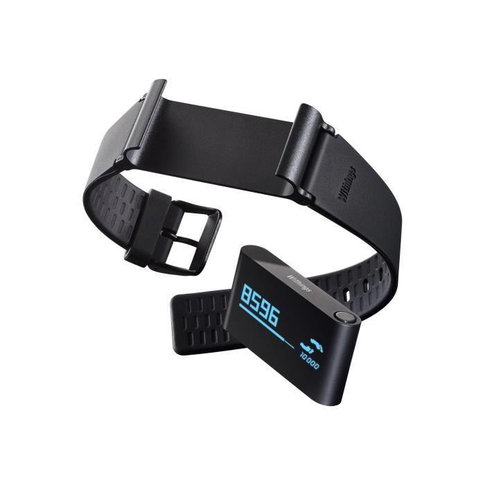 Withings Pulse Ox Suivi d'activités Bluetooth 8 g noir