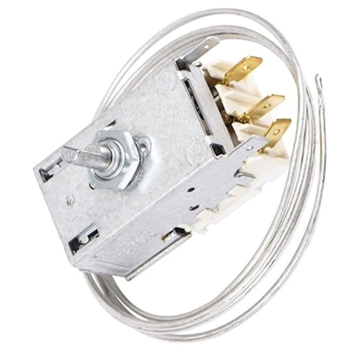 PIÈCE APPAREIL FROID  Thermostat - Réfrigérateur, congélateur - ELECTROL