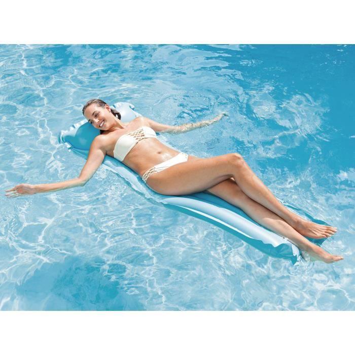 JOUET DE PLAGE INTEX Matelas gonflable piscine enfant  / adulte 1