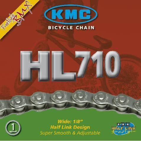 """1//8/"""" 100 liens or KMC HL710 demi-Link Chaîne"""