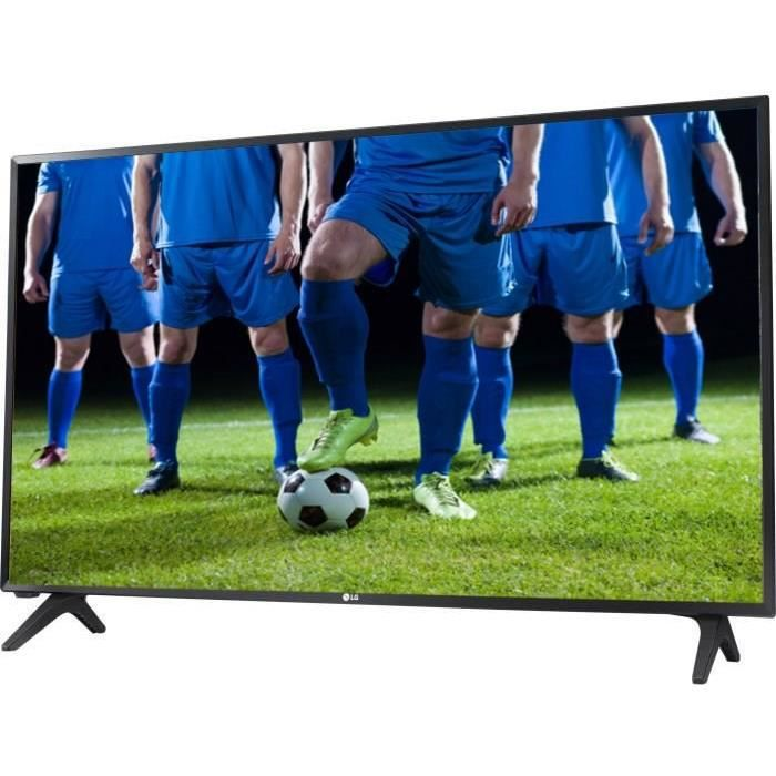 "Téléviseur LED LG 43LJ500V TV LED Full HD 108 cm (43"") - 2 x HDMI"