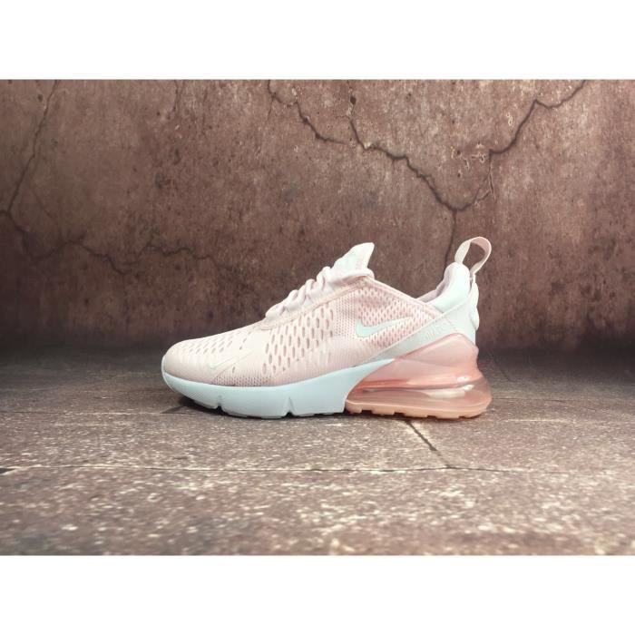 basket nike air max 270 rose