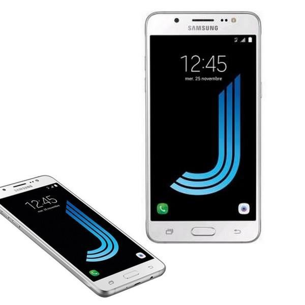 samsung j5 galaxy j5 2016 blanc 16 giga dual occasion. Black Bedroom Furniture Sets. Home Design Ideas