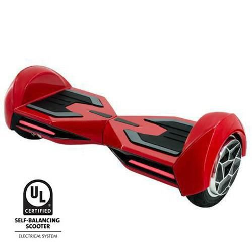 hoverboard huracan rouge bluetooth 8 pouces achat. Black Bedroom Furniture Sets. Home Design Ideas