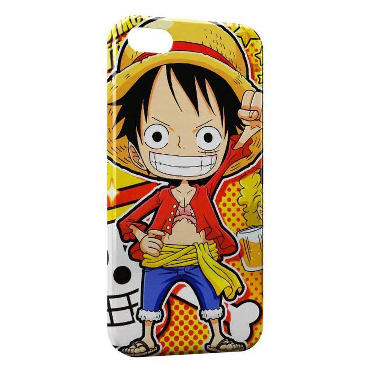 Coque iPhone 5 & 5S One Piece Manga 28