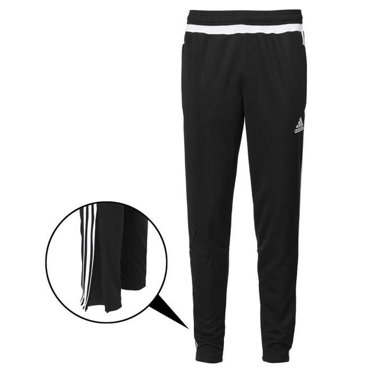 pantalon training adidas homme