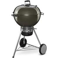 WEBER Barbecue à charbon Master-Touch GBS Ø57 cm Smoke - Acier chromé - Gris